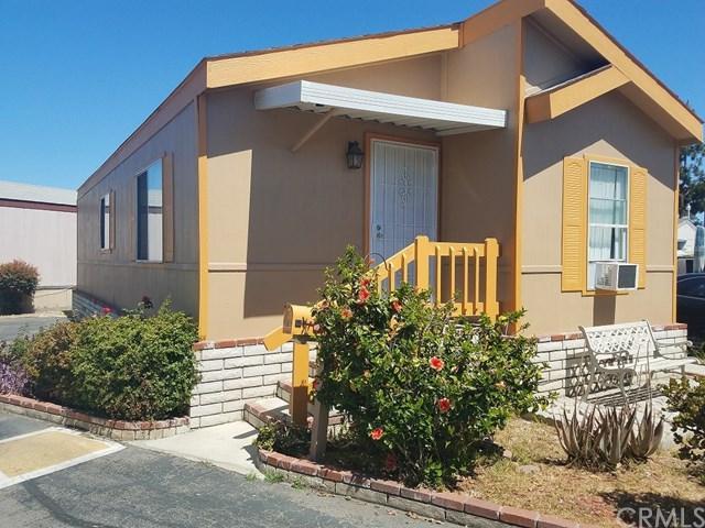 2191 Harbor Boulevard #56, Costa Mesa, CA 92627 (#OC17237829) :: Fred Sed Realty