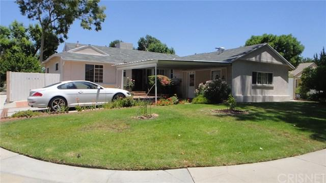 18155 Schoenborn Street, Northridge, CA 91325 (#SR17237890) :: Fred Sed Realty