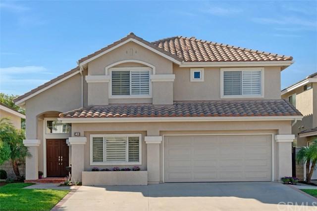 43 Elderwood, Aliso Viejo, CA 92656 (#OC17237640) :: DiGonzini Real Estate Group