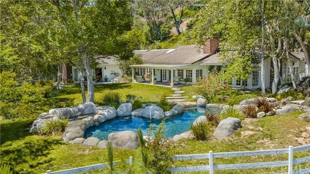 5 Chuckwagon Road, Rolling Hills, CA 90274 (#PV17237550) :: Millman Team