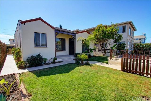 847 W 23RD Street, San Pedro, CA 90731 (#SB17238405) :: Kato Group