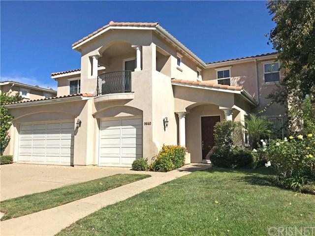 9640 Paso Robles Avenue, Northridge, CA 91325 (#SR17238393) :: Fred Sed Realty