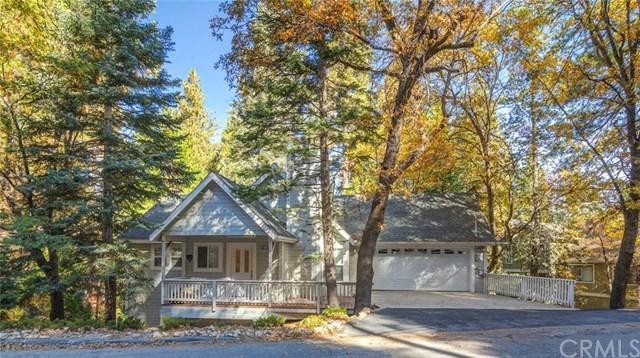 26685 Thunderbird Drive, Lake Arrowhead, CA 92352 (#EV17238470) :: Angelique Koster