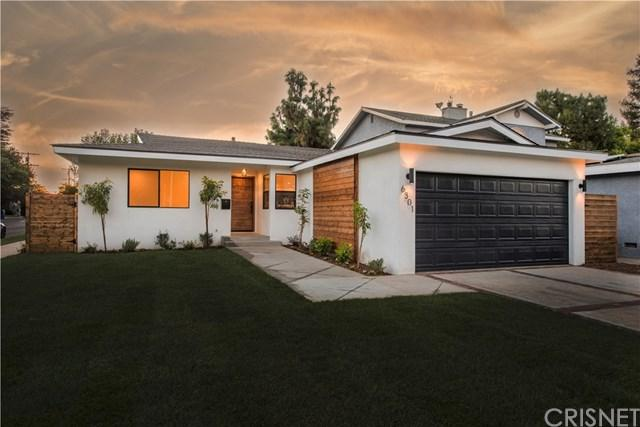 6301 Newcastle Avenue, Encino, CA 91316 (#SR17237936) :: Fred Sed Realty