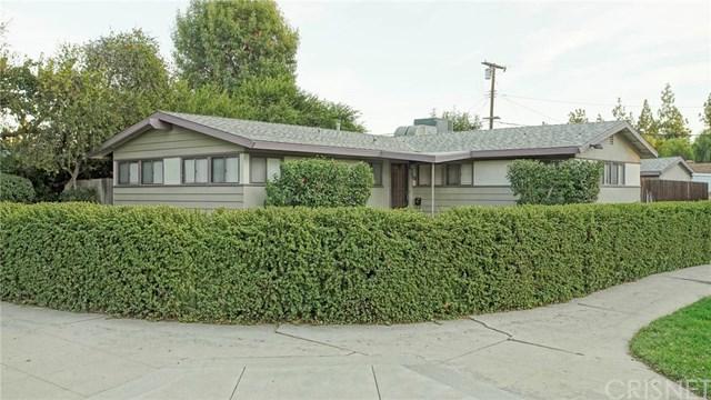 16526 Index Street, Granada Hills, CA 91344 (#SR17237144) :: Fred Sed Realty