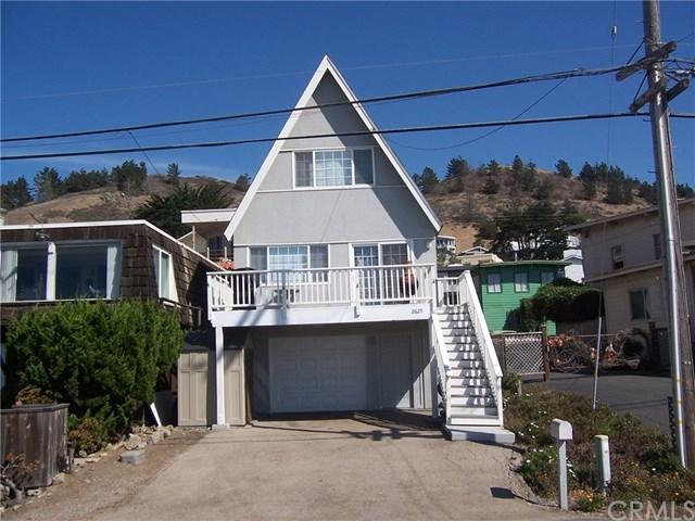 2625 Ocean Boulevard, Cayucos, CA 93430 (#SC17237292) :: Nest Central Coast