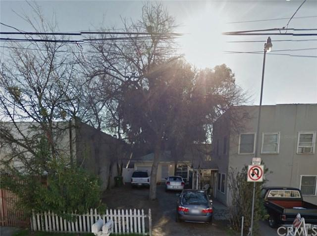 14968 Paddock Street, Sylmar, CA 91342 (#IV17238876) :: Fred Sed Realty