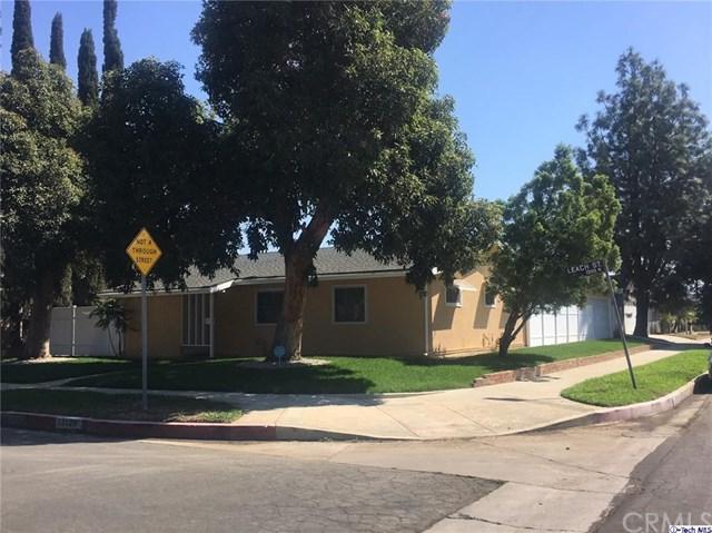 13120 Leach Street, Sylmar, CA 91342 (#317006865) :: Fred Sed Realty