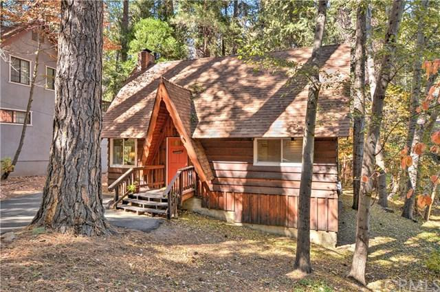 27828 Rainbow Drive, Lake Arrowhead, CA 92352 (#EV17239051) :: Angelique Koster