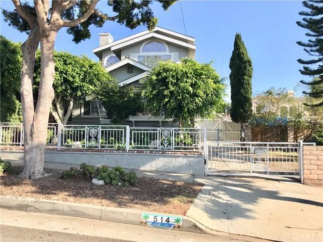 514 Agate Street, Redondo Beach, CA 90277 (#SB17235582) :: Erik Berry & Associates