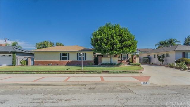 204 N Heathdale Avenue, Covina, CA 91722 (#EV17238601) :: RE/MAX Masters