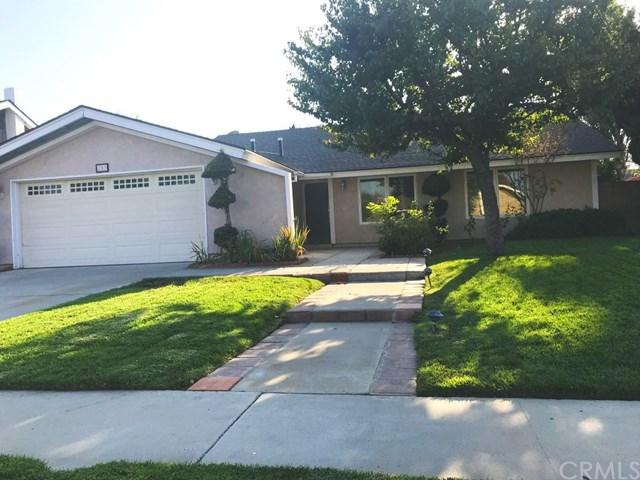205 N Avenida Segovia, Anaheim Hills, CA 92808 (#OC17236672) :: Ardent Real Estate Group, Inc.