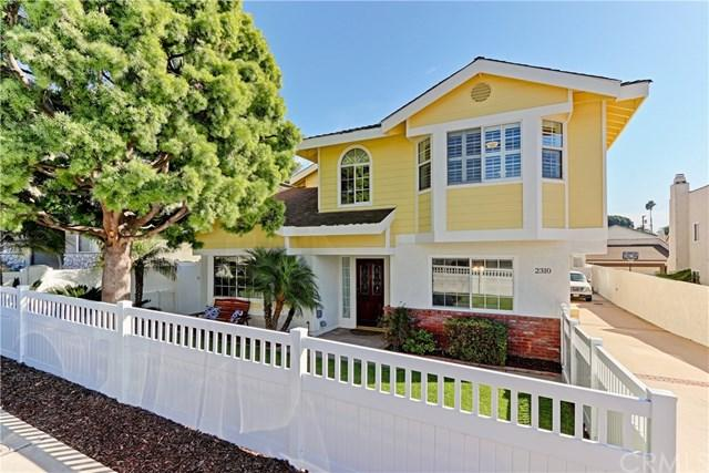2310 Marshallfield Lane A, Redondo Beach, CA 90278 (#SB17239089) :: Erik Berry & Associates