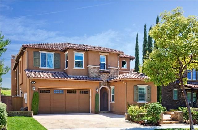 26 Cabrillo Terrace, Aliso Viejo, CA 92656 (#OC17239485) :: DiGonzini Real Estate Group