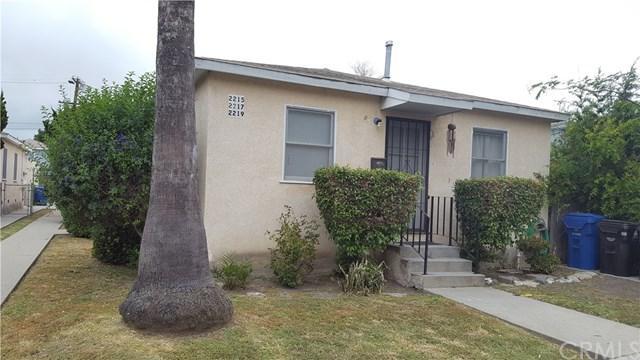 2215 S Mesa Street, San Pedro, CA 90731 (#SB17238422) :: Kato Group
