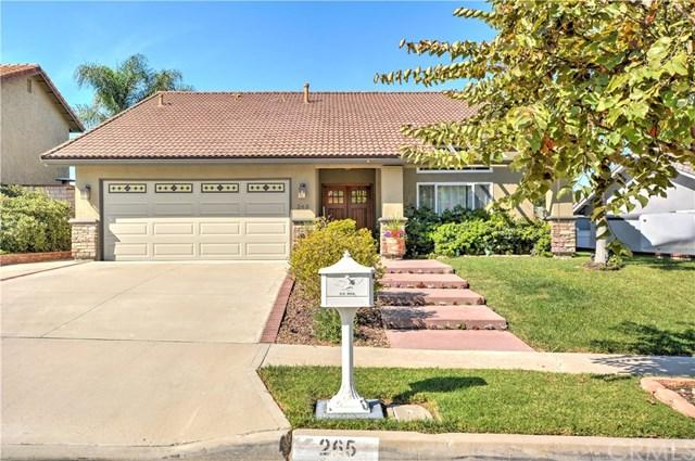 265 S Calle Da Gama, Anaheim Hills, CA 92807 (#PW17237084) :: Ardent Real Estate Group, Inc.