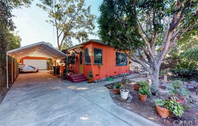 806 E Almond Avenue, Orange, CA 92866 (#DW17238407) :: Ardent Real Estate Group, Inc.