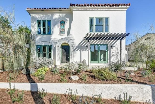262 Park Avenue, Long Beach, CA 90803 (#LG17227407) :: Kato Group