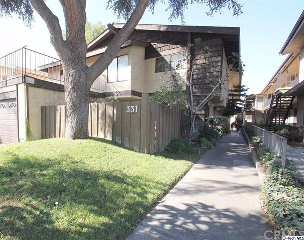 331 N Isabel St Street #3, Glendale, CA 91206 (#317006974) :: Prime Partners Realty