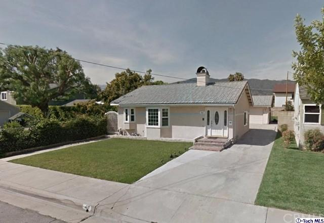 417 E Walnut Avenue, Glendora, CA 91741 (#317006978) :: Cal American Realty