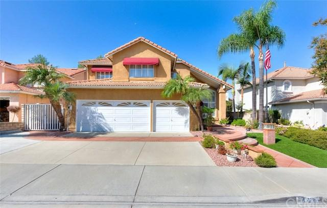 14424 Muscadine Lane, Chino Hills, CA 91709 (#TR17239888) :: Mainstreet Realtors®