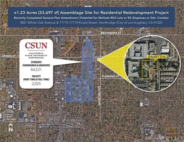 9821 White Oak Ave, Northridge, CA 91325 (#OC17239746) :: Fred Sed Realty