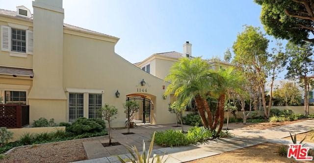 1144 Yale Street #4, Santa Monica, CA 90403 (#17282020) :: Erik Berry & Associates
