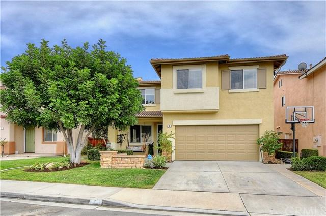 8 Anglesite, Rancho Santa Margarita, CA 92688 (#OC17239381) :: DiGonzini Real Estate Group