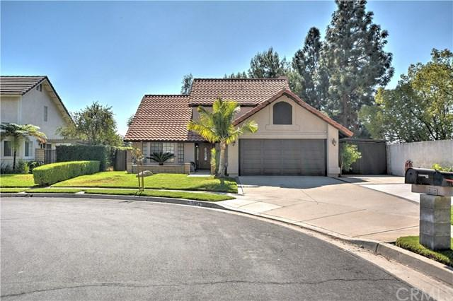 11313 Mineral Peak Court, Rancho Cucamonga, CA 91737 (#CV17239882) :: Carrington Real Estate Services