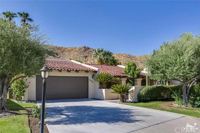 1557 Redford Drive B, Palm Springs, CA 92264 (#217028510DA) :: Carrington Real Estate Services