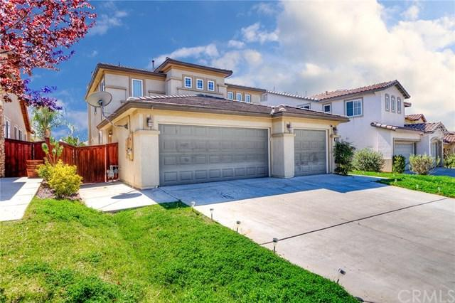 36629 Torrey Pines Drive, Beaumont, CA 92222 (#SW17240288) :: Angelique Koster