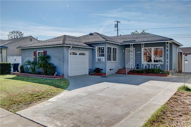 2802 W 145th Street, Gardena, CA 90249 (#PW17239199) :: Millman Team