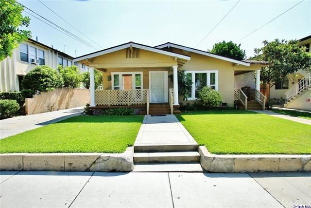 118 N Adams Street, Glendale, CA 91206 (#317006993) :: Prime Partners Realty