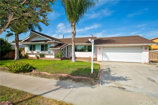 2811 W Stonybrook Drive, Anaheim, CA 92804 (#OC17240371) :: Ardent Real Estate Group, Inc.