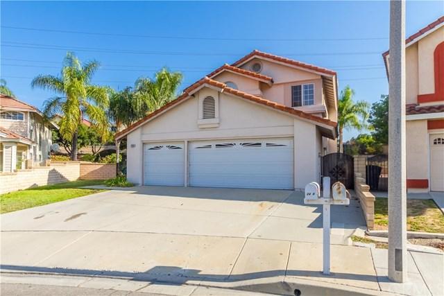 2438 Hawkwood Drive, Chino Hills, CA 91709 (#PW17236696) :: Cal American Realty