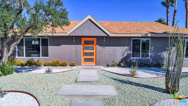 492 E Simms Road, Palm Springs, CA 92262 (#17282160PS) :: Carrington Real Estate Services