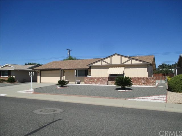 26130 Kitt Ansett Drive, Menifee, CA 92586 (#SW17236889) :: Allison James Estates and Homes