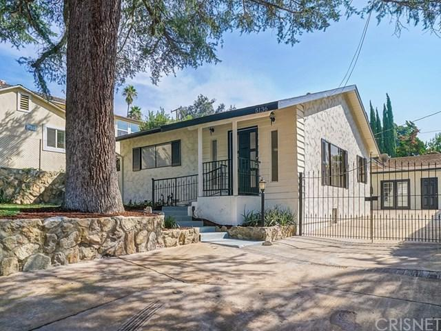 5136 Ramsdell Avenue, La Crescenta, CA 91214 (#SR17240433) :: The Brad Korb Real Estate Group