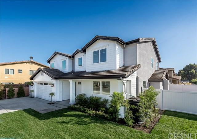 8344 Cooper Place, Winnetka, CA 91306 (#SR17240486) :: Millman Team
