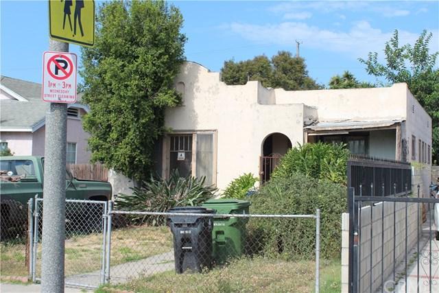 3969 3rd Avenue, Leimert Park, CA 90008 (#PW17237841) :: Carrington Real Estate Services