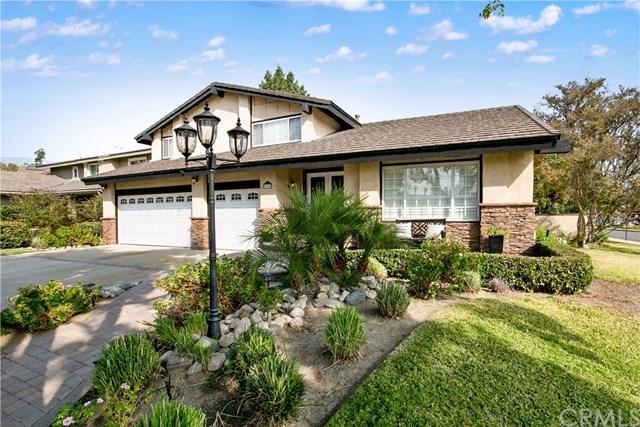 4904 Marshall Creek Drive, La Verne, CA 91750 (#CV17240404) :: Cal American Realty