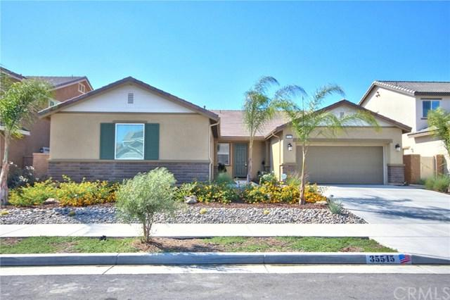 35545 Chantilly Court, Winchester, CA 92596 (#SW17240638) :: California Realty Experts