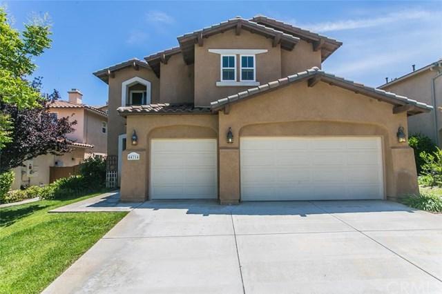 44714 Mumm Street, Temecula, CA 92592 (#IV17240648) :: Allison James Estates and Homes