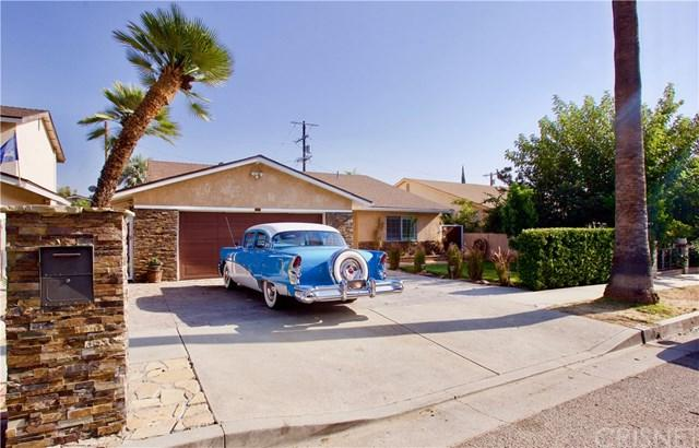 14424 Rex Street, Sylmar, CA 91342 (#SR17237477) :: The Brad Korb Real Estate Group