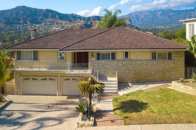 1259 Swarthmore Drive, Glendale, CA 91206 (#BB17240183) :: Prime Partners Realty