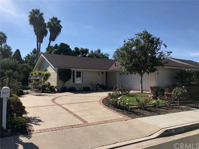 26236 Avenida Deseo, Mission Viejo, CA 92691 (#OC17239752) :: Teles Properties | A Douglas Elliman Real Estate Company