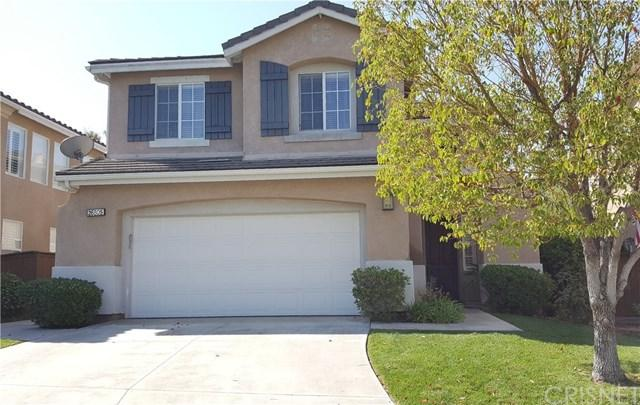 26805 Serrano Place, Canyon Country, CA 91351 (#SR17240318) :: The Brad Korb Real Estate Group
