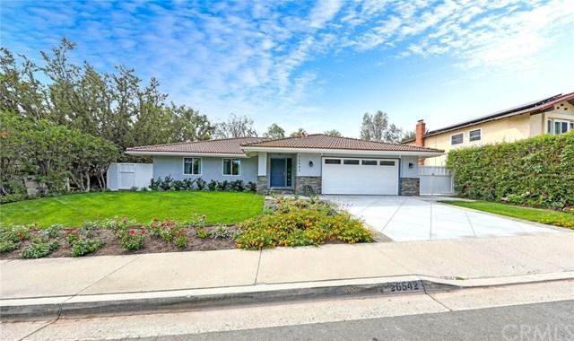 26542 Pepita Drive, Mission Viejo, CA 92691 (#OC17231854) :: Berkshire Hathaway Home Services California Properties