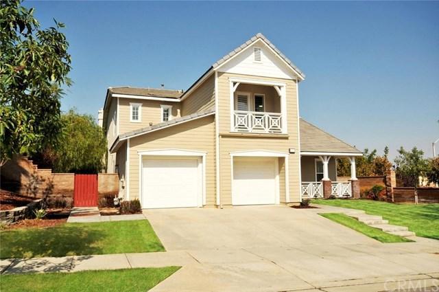 10934 Lumerina Street, Corona, CA 92883 (#WS17241032) :: Mainstreet Realtors®