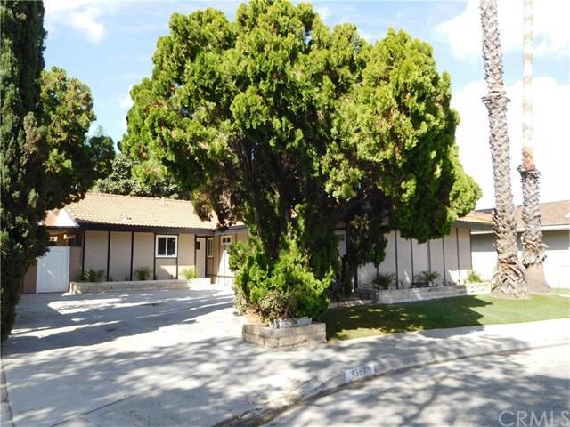 5307 Josie Avenue, Lakewood, CA 90713 (#PW17239288) :: Kato Group